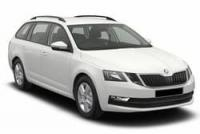 SKODA OCTAVIA SW TDI AT
